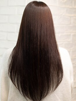 パラッチ 西宮店(Palacchi)の写真/≪20時まで営業!!≫毛先まで潤う、サラツヤ質感でスタイル長持ち◎クセに合わせた施術でまとまる美髪へ…。