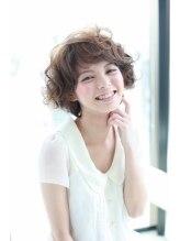 シェリ(Cheri)外国人風カールショート