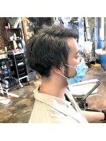 ロコマーケット 下北沢店(hair meke Deco.Tokyo)ワンブリーチグレージュカラー