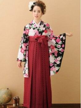 アントリール 仙川店(entrir)の写真/≪結婚式・お茶会・卒業式・成人式・浴衣着付≫着物や浴衣に合わせたトータルスタイルで周りと差をつけて♪