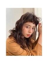 エムスラッシュボヌール 世田谷(m.slash bonheur)mslash bonheur パーマスタイル/ウェーブ、巻き髪