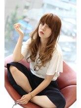 リンクス(Linx)【LINX】外国人風アンニュイスタイル♪3Dカラー