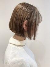 ヘアー デザイン グランツ(Hair Design Glanz)MINI BOB