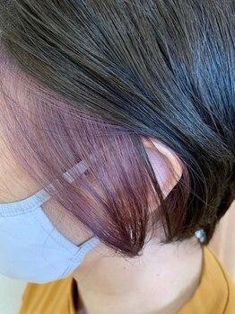 """スニップ 徳山店(SNIP)の写真/本当になりたかった""""髪色""""にきっと出会える。『 SNIP 』"""