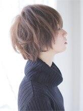 オジコ(ojiko)☆月曜営業☆ojiko.大人可愛いゆるふわショートボブ