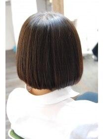 ヘアドクター ディービー 渋谷店(HAIR DOCTOR DB)ナチュラルストレート 《ヘアドクターDB》