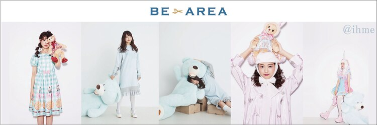 ビーエリア 本店(BE AREA)のサロンヘッダー