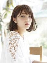 ウル(HOULe)【風ゆれボブ】×【ホットスチームパーマ】前田賢太