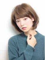 【RAG】大人かわいい★ふんわり小顔ショートボブ by古山
