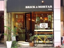 ブリックアンドモルタル(BRICK&MORTAR)の雰囲気(自転車で来ていただいても大丈夫です。)