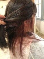 ヘアクラフト(Hair☆Craft)インナーカラー