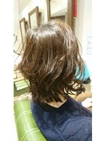ローグヘアー 亀有店(Rogue HAIR)プラチナアッシュ
