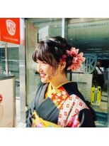 ヘアーメイクミキ 上野本店(hair make MIKI)ヘアセット・着付