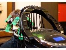ヘアー リアン(hair LIEN)の雰囲気(ダメージを最小限に抑えた水素デジタルパーマで簡単お手入れ☆)