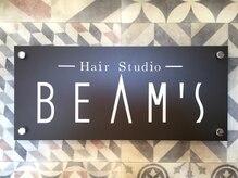 ヘアースタジオ ビームス 西江井ヶ島店(Hair Studio BEAMS)の雰囲気(【駐車場あり】県道718号沿いだから、お車でも通いやすい☆)