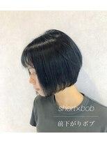 ショート、白髪染め、イルミナ、髪質改善、インナー、ハイライト