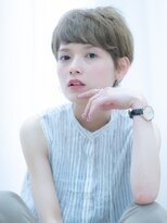 ウィルゴ(VIRGO)【VIRGO】橋元リョウイチ 波留さん風マニッシュショート