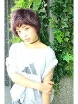 #LOAWe style92【ミニマムボブ】【ジグザグバング】