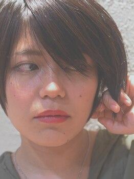 トラム(TRAM)の写真/とにかく【ショ-ト&ボブが上手い♪】外国人のような小顔★その技術は圧倒的!!髪質を問わず『自然とキマる』