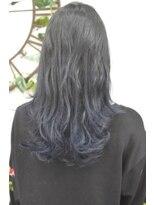 ヘアーサロン エール 原宿(hair salon ailes)(ailes原宿)style285 ダブルアッシュ☆デザインカラー