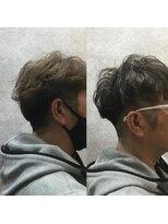 セブン ヘア ワークス(Seven Hair Works)[カラーベーシック]2ブロックスタイル