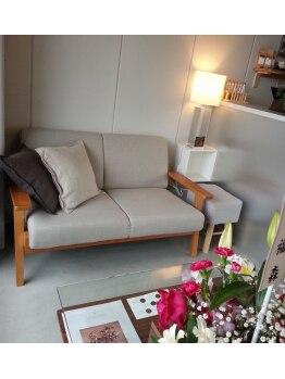 ドテックス(DOTTEKuSU)の写真/『ほっ。』と一息。気取らず通えるアットホームな寛ぎ空間【DOTTEKuSU】笑顔とキレイをお届けします♪