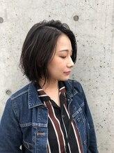 ヘアデザインハレ(hair design HARE)クールボブ