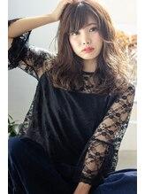 オンリエド ヘアデザイン(ONLIed Hair Design)【ONLIed】フェミニン×ミディアム