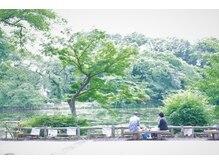 ポコリ(pocori)の雰囲気(井の頭公園近くのサロンです。)