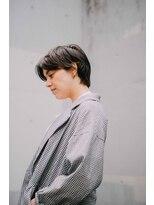 【GrandChariot 笹塚】ジェンダーレスショート
