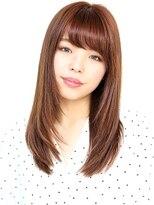 ヘアメイク フレンシア(hair make flencia)キレイ髪ストレート