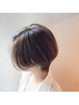 カイル (KAIL)【KAIL仙台東口】大人ハンサムショート 20代 30代 40代 前髪なし