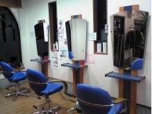 ヘアーサロン タケシタ(Hair Salon TAKESHITA)の雰囲気( 女性はこちら♪)