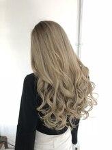 アイボリーヘアワークスアンドエステティック(Ivory Hair works Esthetic)ミルクティー 【ホワイトアッシュ】