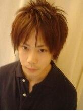 ウルフカット(ウルフ)の【Roji】ショートウルフ画像