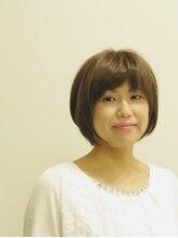 マーズ ヘア デザイン(MAR'S hair design)☆ナチュラルショ-ト☆