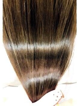 """ハルヒ ビューティー(HARUHI Beauty)の写真/【CMで話題沸騰中☆】極上のツヤ髪が叶う""""TOKIOトリートメント""""導入!内側から健康的で綺麗な髪を創る☆"""