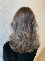 ヘアーシー(HAIR C,)[HAIR C shoichi]外国人風エアータッチブロンジュ