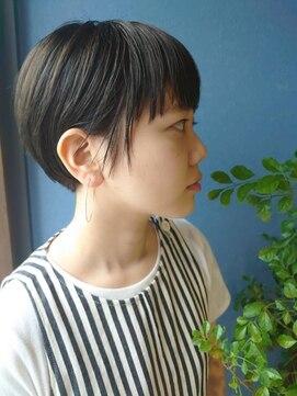 クブヘアー(kubu hair)《Kubu hair》小ボブ