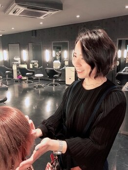 ザポッド(THE POD)の写真/今まで何をしてもヘアスタイルが決まらなかったあなた!!ぺたんこ・ひろがり・パサつき髪の悩み解決します☆