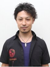 カットハウスおしゃれ 東海大学前店富樫 大介