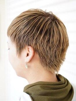 フェリーク ヘアサロン(Feerique hair salon)の写真/カウンセリングで骨格・髪質・クセなどを把握し、独自のカット技術で細部までこだわったデザインをご提案☆