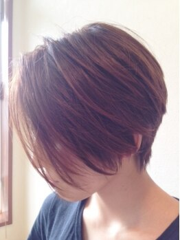 ヴァニラ(Vanilla)の写真/一人一人の髪質・骨格は違うもの!自宅で簡単にセットできる、まとまるスタイルを希望に合わせて作ります♪