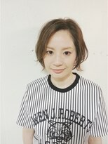 トリコ ヘアアンドケアスペース(trico hair&care space) trico Togo rough bob