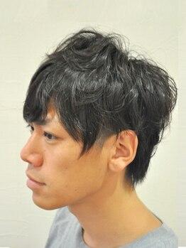 ヘアーデザイン リィル(Hair design Rire)の写真/[上本町/谷九]クセや悩みもお任せ♪ベテランスタッフ×丁寧なカウンセリングだから、再現性◎の人気サロン!