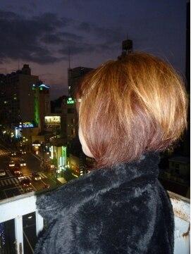 ヘアースペース 練馬店(hair space COCO)TEL:0359469344 縮毛矯正&ハホニコトリートメント&カット
