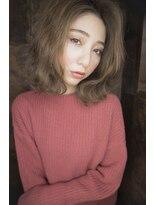 シエン(CIEN by ar hair)CIEN by ar hair片瀬『浜松可愛い』グレイジュ+ボサカワボブ