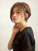 ベック ヘアサロン(BEKKU hair salon)『美シルエット☆』大人可愛い後頭部ふんわり♪ 恵比寿