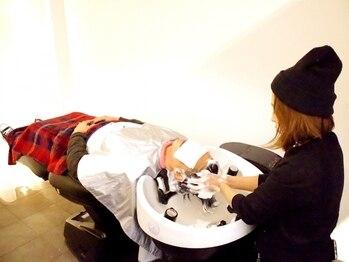 ラッシュ(rush)の写真/【永和 布施】東大阪で希少なオージュアで髪質改善&頭皮ケア★オーガニックカラー&ヘナ&アディクシーも◎