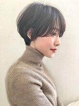 アンアミ キチジョウジ(Un ami Kichijoji)【Unami】暗髪×耳かけショート 岸直美◇